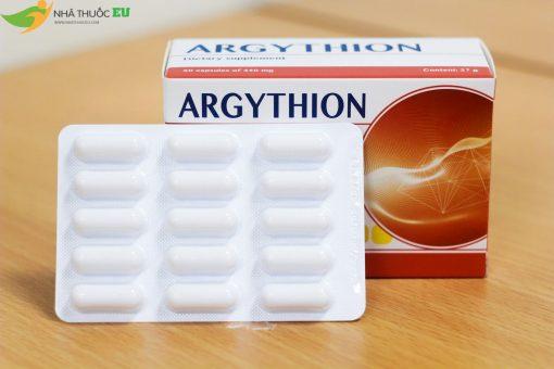 Đánh giá về thực phẩm chức năng – Argythion