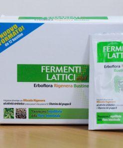 Thuốc cân bằng hệ vi khuẩn đường ruột Fermenti Lattici Vivi